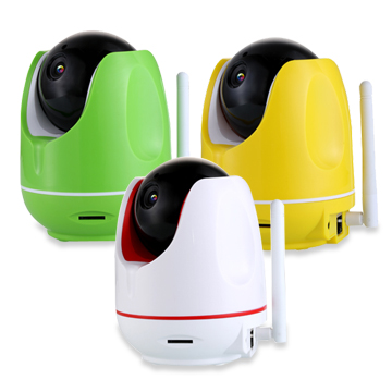 App-monitored HD smart home Wi-Fi camera