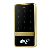Gallery View: Access control keypads also read cards