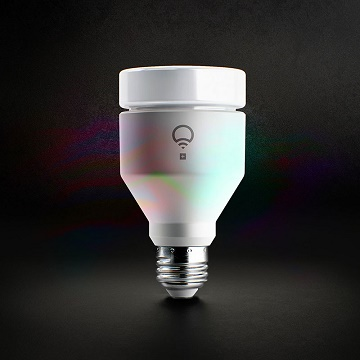 LIFX's new smart bulb extends security camera night vision