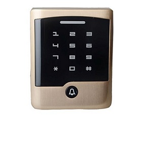 Access control keypad saves 3,000 passwords