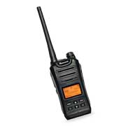 Handheld two-way radio supports 256 channels