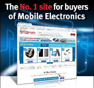 The No.1 site for buyers of mobile electronics