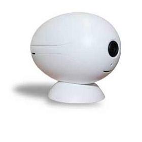 Wireless IP camera adopts H.264 compression