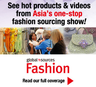 See hot products & videos from Asia's one-stop fashion sourcing show!