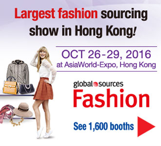 See hot products & videos from the Fashion trade show