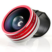 MacroWide - Wide Angle and Macro Lens for Mobile Phones