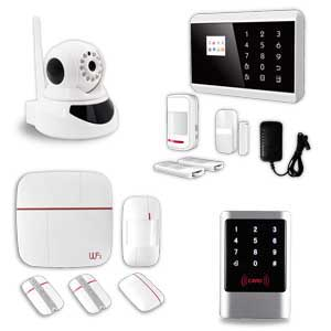 12 home security systems embody smart trends