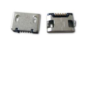 Micro-USB connector has UL94V-0-rated housing