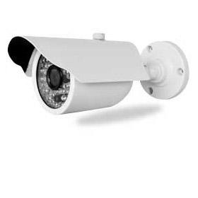 IP camera stores data in cloud server