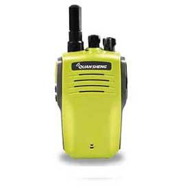 2W mini walkie-talkie in customizable colors