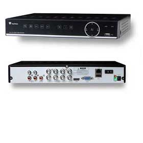 Stand-alone cloud-based AHD DVR