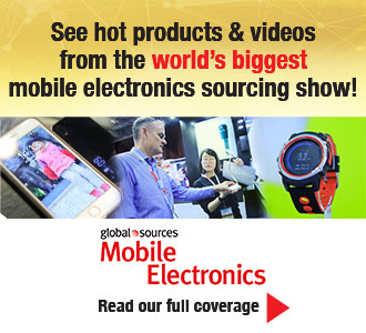 World's Biggest Mobile Electronics Sourcing Show!